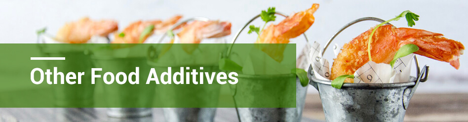Other Chemical Additives
