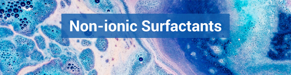 Non-ionic Surfactants