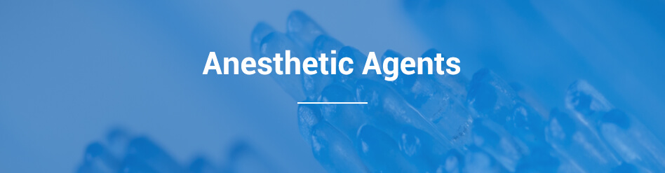Anesthetic Agents