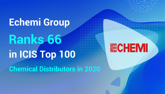 Echemi-Group-Ranks-66 in-ICIS-Top100-Chemical-Distributors-2020