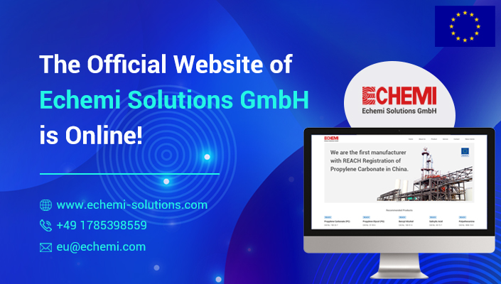 Echemi-Solutions-GmbH-is-Online