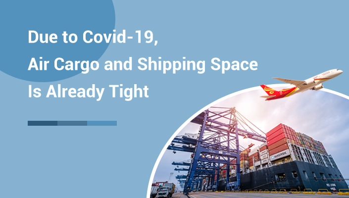 Air Cargo and Shipping Space tight