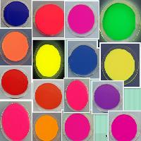 Daylight Fluorescent Pigment HB Series