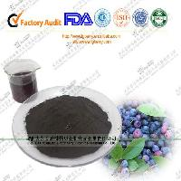 Billberry extract