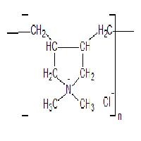 Poly(acrylamide-co-diallyldimethylammo...