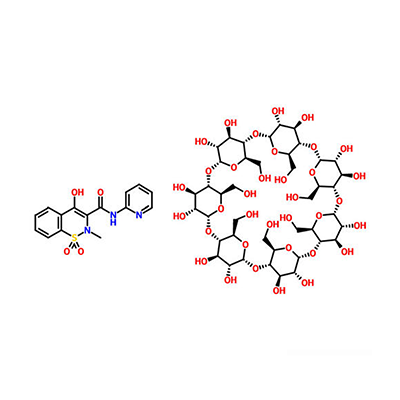 Piroxicam-beta-cyclodextrin