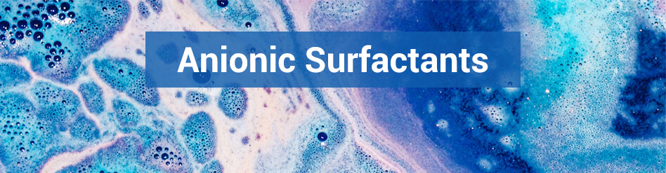 Anionic Surfactants