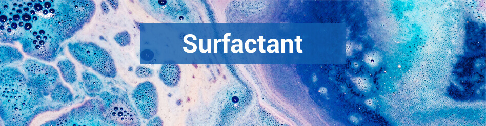 Surfactant Active Agents