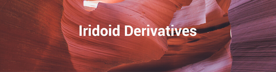 Iridoid Derivatives