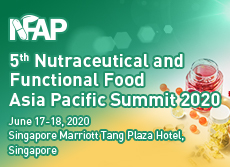 5th Nutraceutical and Functional Food Asia Pacifie Summit 2020