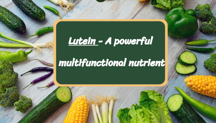 lutein report