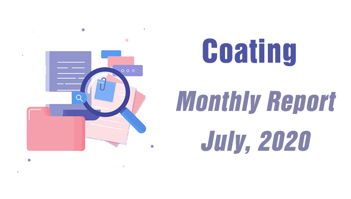 coating-monthly-report-2020-07
