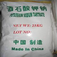 buy Potassium sodium tartrate 99%