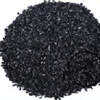 Activated carbon excellent in quality