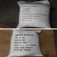 buy Ammonium Bicarbonate Food Grade in bags with competitive price