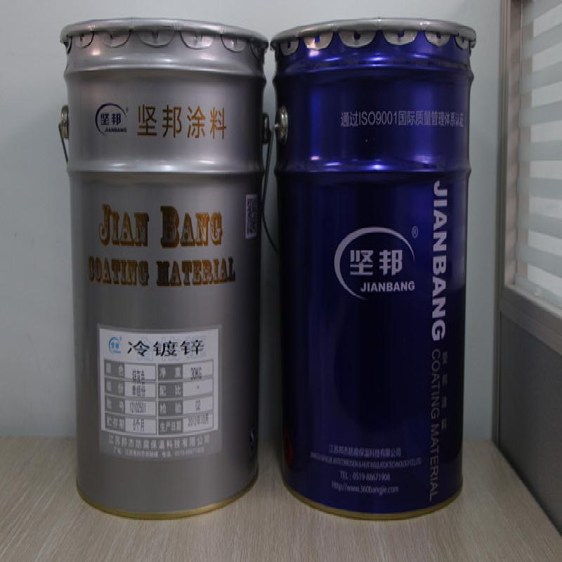 Cold galvanizing paint 80% buy