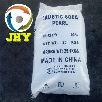 Caustic Soda pearls in aluminum foil bag or as customized
