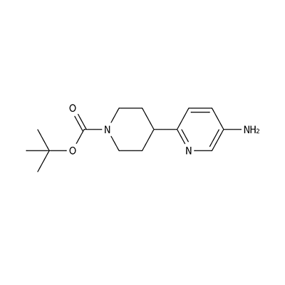 buy tert-Butyl 4-(6-aminopyridin-3-yl)piperazine-1-carboxylate 99%