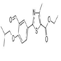 Ethyl 2-(3-formyl-4-isobutoxyphenyl)-4-methylthiazole-5-carboxylate