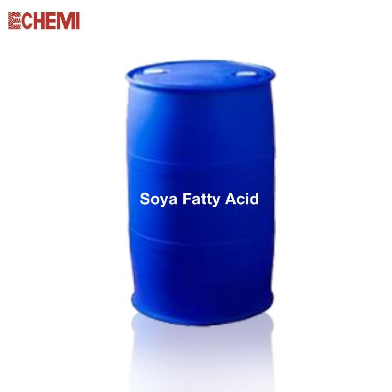 Industrial Grade Soya Fatty Acid 21MT Flexitank/180kg HDPE buy