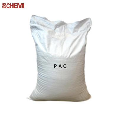 Water Treatment Level Polyaluminum Chloride 25kgs per bag 99%