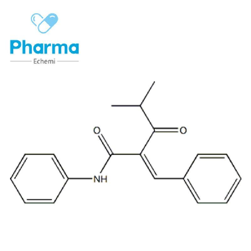 4-methyl-3-oxo-N-phenyl-2- (phenylmethylene) pentanamide buy