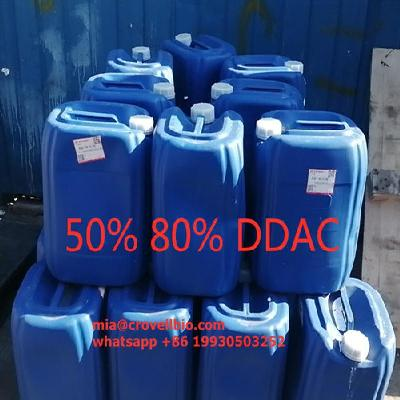 buy DDAC Didecyl dimethyl ammonium chloride 50% 80%