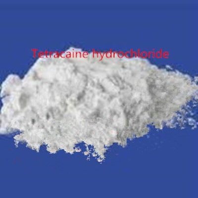 buy sanju Tetracaine hydrochloride 136-47-0 research chemicals