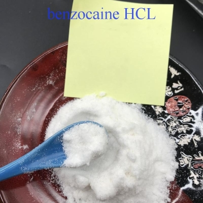 new arrival Supply Benzocaine hydrochloride/benzocaine hcl