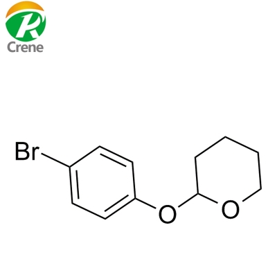 99.5% 4-Bromophenyl THP ether