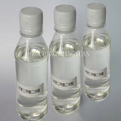 Dioctyl terephthalate 99% Colourless to light yellow oily liquid  MINGYUAN