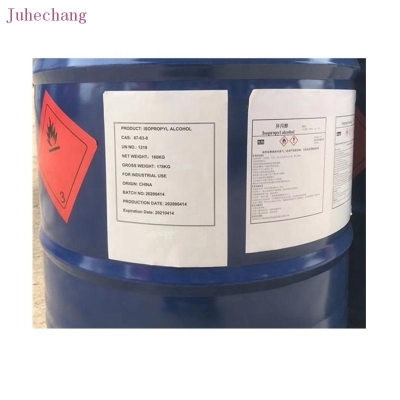 isopropanol Isopropyl alcohol IPA 67-63-0 raw material of producing hand sanitizer  99.9% Colorless Liquid