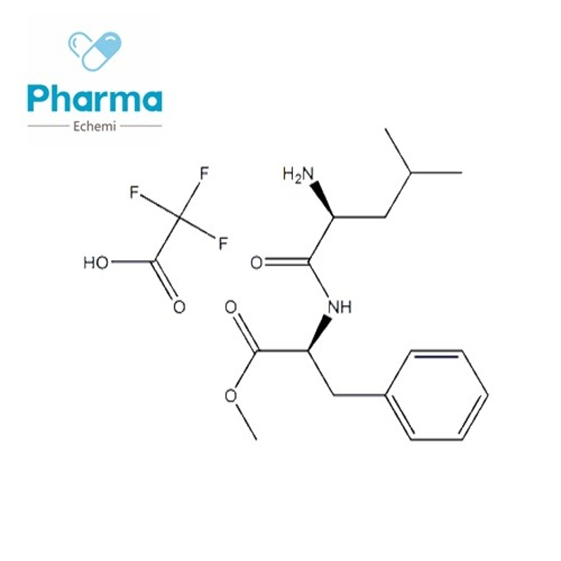 L-Phenylalanine, N-L-leucyl-, Methyl ester, Mono(trifluoroacetate) 99% buy