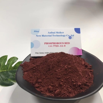 High Quality and Best Price Pharmaceutical Intermediates Red Phosphorus Raw Powder CAS 7723-14-0