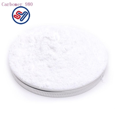 Carbomer 980 99% white fluffy powder Carbomer 980 Triple Win