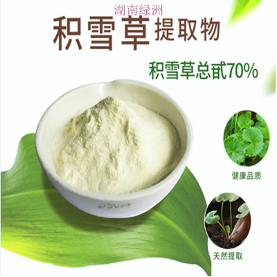 Hydrocotyle asiatica extract  70% canary yellow