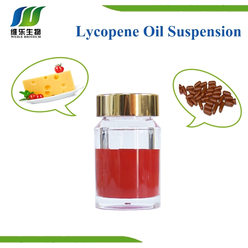 Lycopene 10% red or red-brown  Oil Suspension  weile