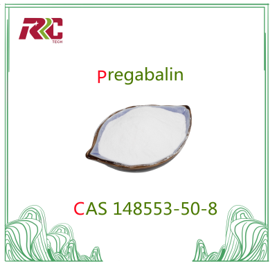 Pharmaceutical Intermediate Pregabalin Raw Powder Lyrica CAS 148553-50-8 Pregabalin API