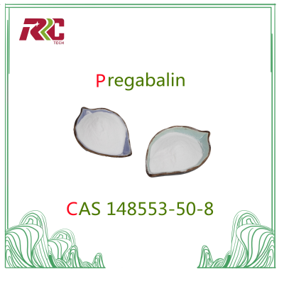 Chemical Pregabalin Powder CAS 148553-50-8 Lyrica Pregabalin Raw Powder API