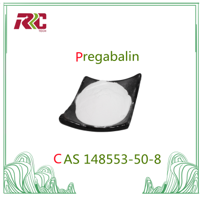 Antiepileptic Drug Pregabalin Raw Powder Lyrica CAS 148553-50-8