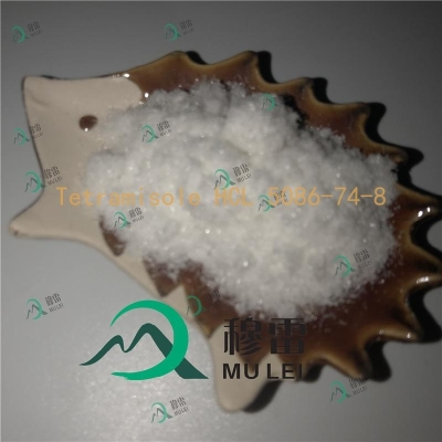 USA Lowest price supply High Quality Tetramisole Hydrochloride / Tetramisole HCl CAS: 5086-74-8 in china whmulei