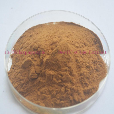 Devil'sClaw Extract 1% Brown powder
