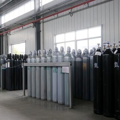 buy Hot Sell Disposable Cylinder 99.999% Industrial Balloon Helium Gas >=1 Pieces 99.999% colorless  Best gas