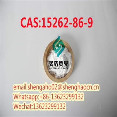 buy Pharmaceutical Steroid Powder with Best Price for Bodybuilding CAS 15262 86 9 99.9% White powder 15262-86-9 shenghao
