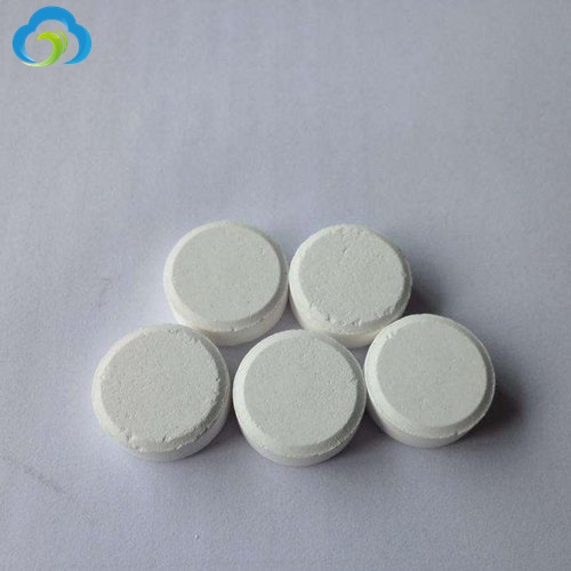 Factory direct sales large inventory of high quality trichloroisocyanuric acid 99% white flakes, the lowest price contact me as soon as possible
