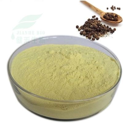 buy Black Pepper Extract 95% Off-white to Pale yellow powder  Finutra Biotech Co., Ltd