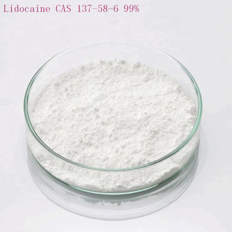 Lidocaine CAS 137-58-6 99% with Best Quality and Big Discount